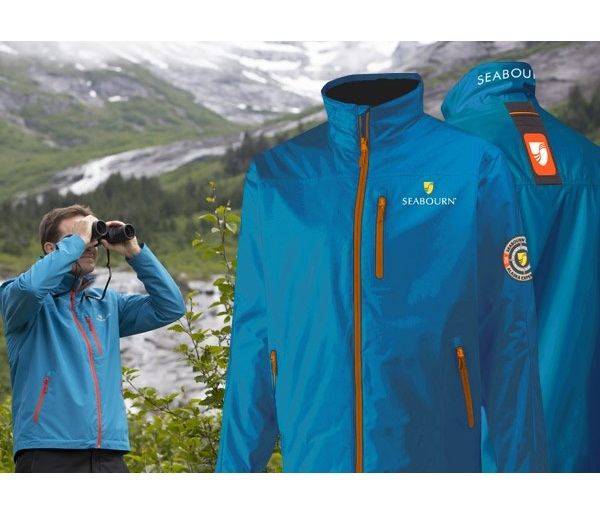 Seabourn Complimentary All-Weather Jacket