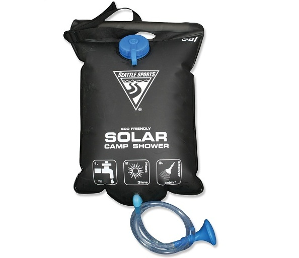 Solar Camp Shower