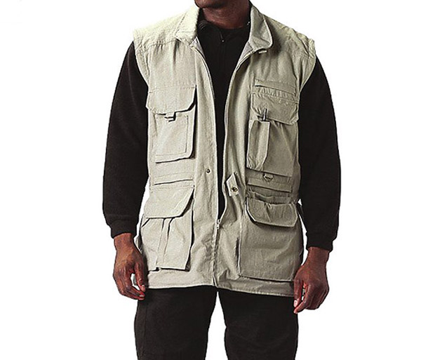 M's Convertible Safari Jacket by Rothco