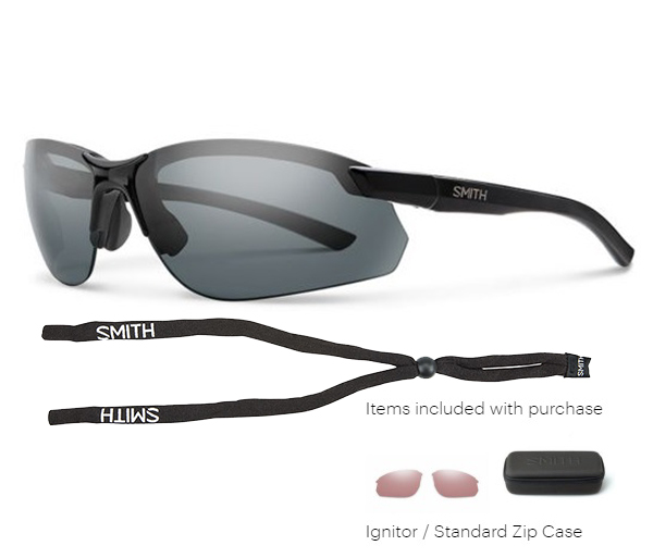 Parallel Max w/ Polarized Interchangeable Lenses by SMITH