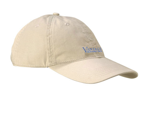 Vantage Organic Cotton Baseball Hat by Econscious