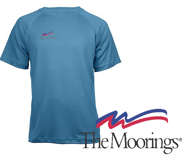 Moorings M's SunPro S/S Performance T
