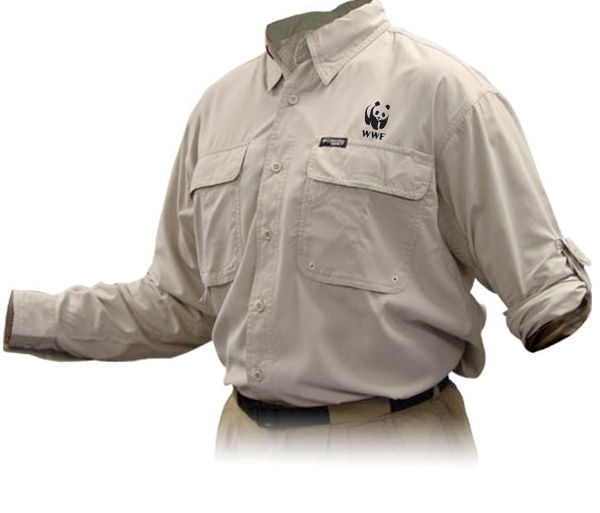 WWF Adventurer Sun Shirt - Men