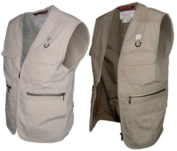 Legends Outback Vest by Tilley