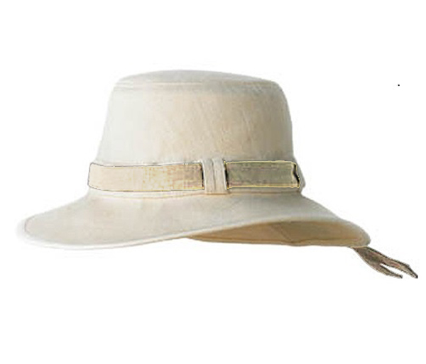 <i>Hats</i> - Lady Tilley Hemp Hat - It Floats