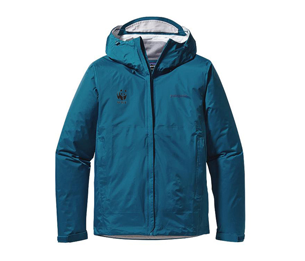 WWF M's Torrentshell Jacket by Patagonia