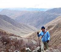 Trekking & Hiking Peru & the Andes