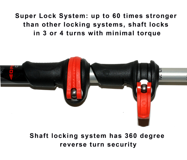 Staff Locking System