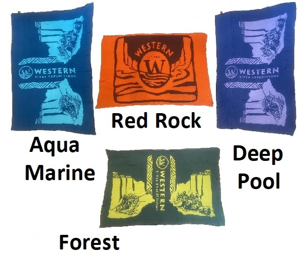 Official Western Rivers Sarong