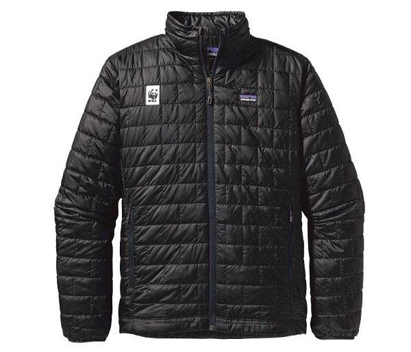 WWF M's NanoPuff Jacket by Patagonia