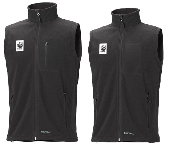 WWF MicroFleece Vest - Men & Ladies