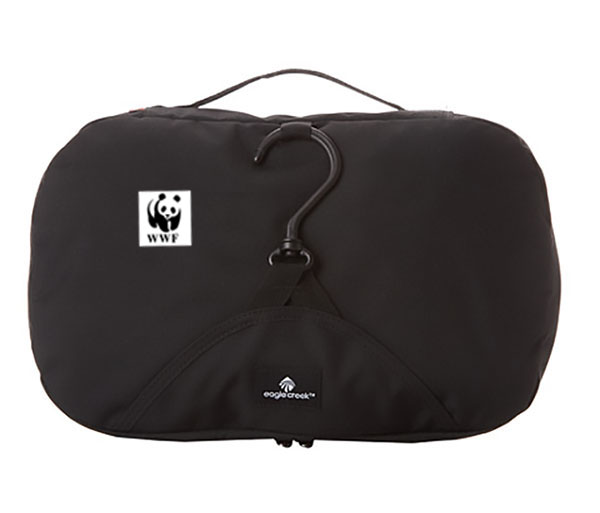 WWF Pack-It Original Wallaby Toiletry Kit by Eagle Creek