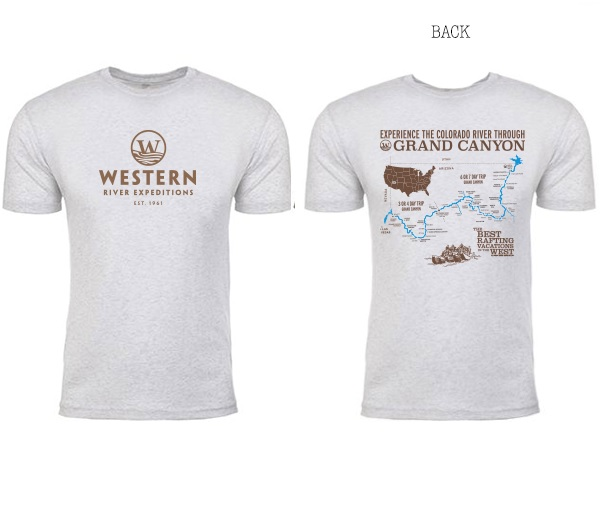 WRE Grand Canyon Map T by Next Level
