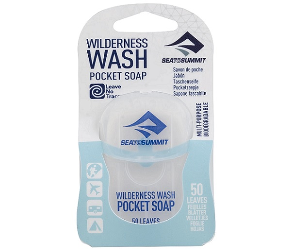 Wilderness Wash Pocket Soap