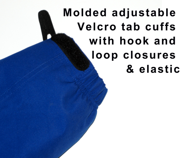 Velcro Sleeve Closure