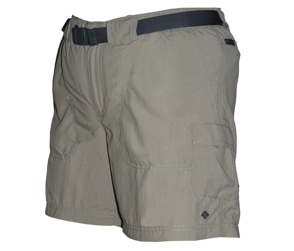 W's Bay Island Zip Pocket Shorts