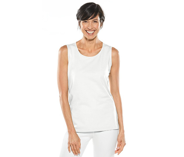 W's Everyday Basic Tank by Coolibar