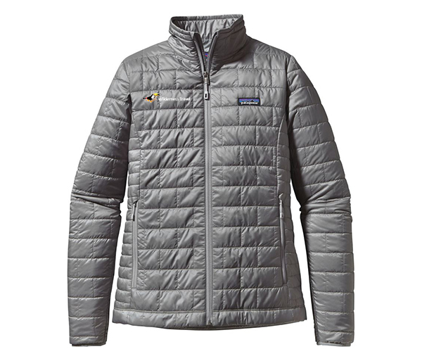 Wilderness Travel's W's NanoPuff Jacket by Patagonia