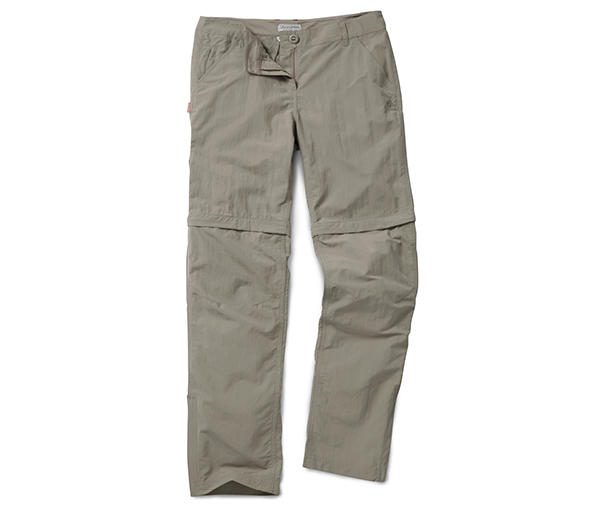 W Insect Shield Convertible Pants by Craghoppers