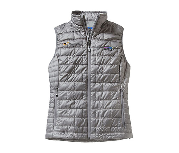 Wilderness Travel's W's Nano Puff Vest by Patagonia