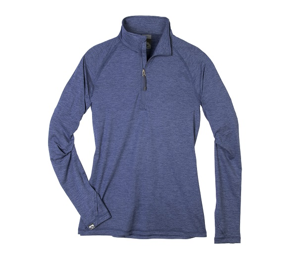 W's Sueded Comfort Quarter Zip