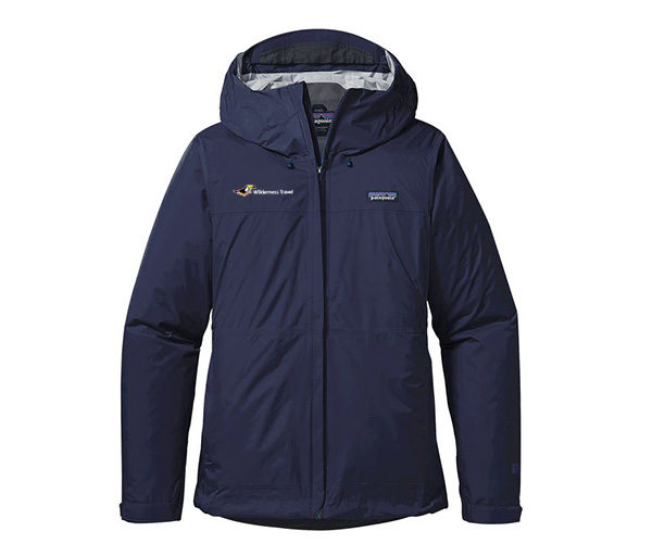 Wilderness Travel's W's Torrentshell Jacket by Patagonia