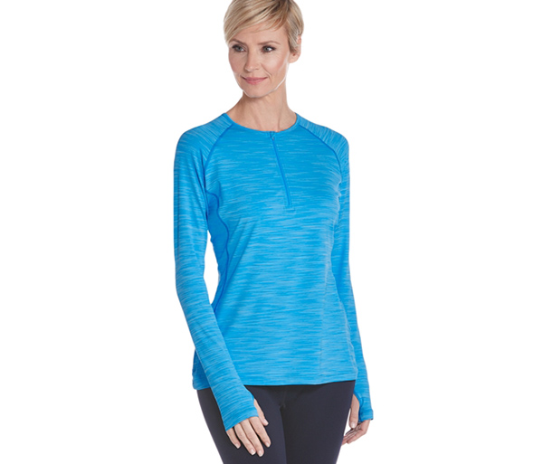 Women's Long Sleeve Water Shirt by Coolibar