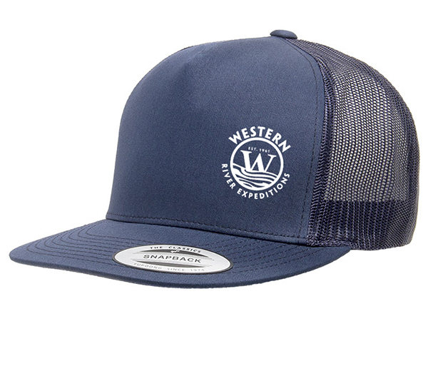 WRE Classic Trucker Hat by Yupong