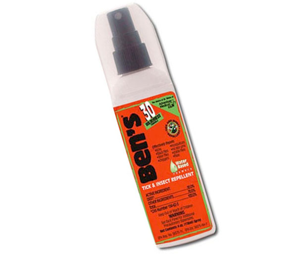 Insect Repellent - Ben's® 30 Deet Insect Repellent - 3.4 oz.