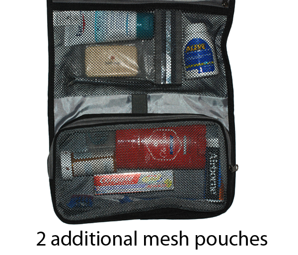 additional pouches