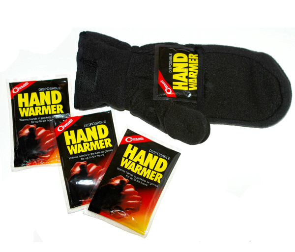 Sleeves for Hand Warmers