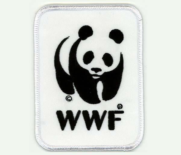 WWF Panda Patch