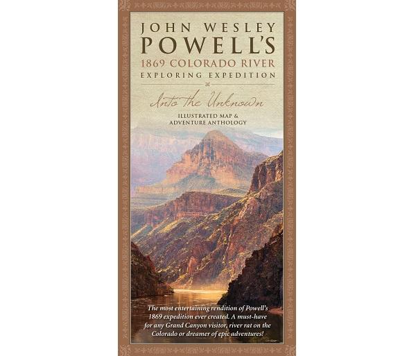 John Wesley Powell's Map & Adventure Anthology
