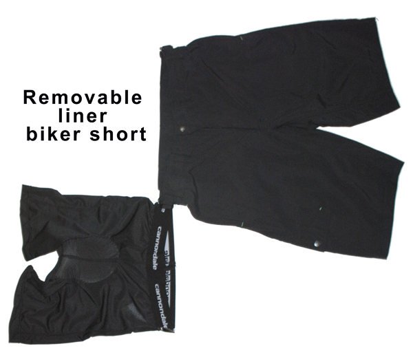 Bike Shorts Liner