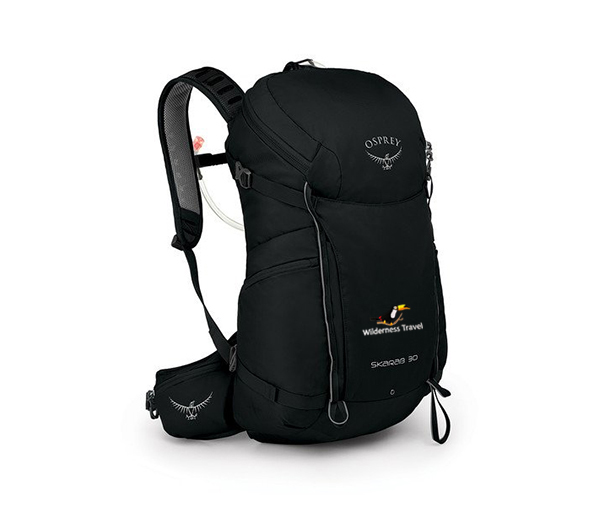 Wilderness Travel's Osprey Scarab 30 Pack